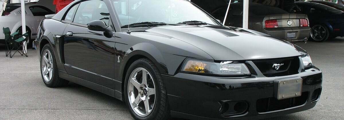 Terminator Mustang Specs