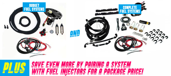 Fuel Systems on Sale at LEthal Performance