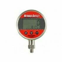 Nitrous Outlet 00-63009 Digital Nitrous Pressure Gauge
