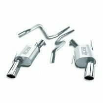 Borla 05-09 Mustang Stainless Steel EC-Type Cat-Back System