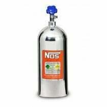 NOS 10lb Polished Nitrous Bottle