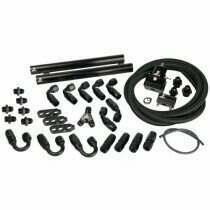 Aeromotive 07-2014 Shelby GT500 Cobra Jet Fuel Rail and Line Kit