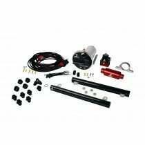 Aeromotive 17338 07-12 Shelby GT500 Stealth Eliminator Race System with 5.4L CJ Fuel Rails