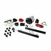 Aeromotive 17339 07-12 Shelby GT500 Stealth Eliminator Street System with 5.4L CJ Fuel Rails