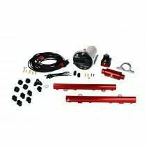 Aeromotive 17340 07-12 Shelby GT500 Stealth Eliminator Racing System with 5.0L 4-V Fuel Rails