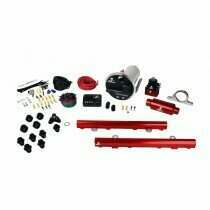Aeromotive 17341 07-12 Shelby GT500 Stealth Eliminator Street System with 5.0L 4-V Fuel Rails