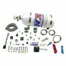 Nitrous Express Universal Drive-By-Wire Single Nozzle System with 10 lb Bottle