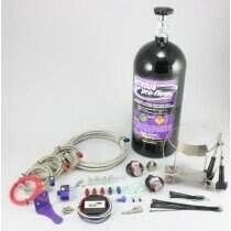 Nitrous Pro-Flow Direct Fit EFI Wet Nitrous System (50-150hp Adjustable)