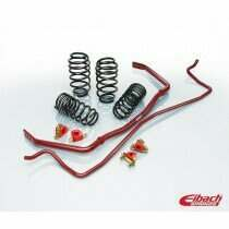Eibach 07-2010 Shelby GT500 Pro-Plus Lowering Kit (Adjustable)