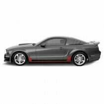 Roush 05-09 Mustang Rocker Kit