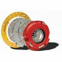 Mcleod Shelby GT500 RXT1200 Street Twin Disc Clutch Kit (Lightened Steel Flywheel)