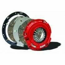 Mcleod Racing 6335807 1996-2010 Mustang GT / Cobra / Mach-1 / 2007-2009 GT500 RST Twin Disc Power Pack (26 Spline)