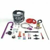 Zex Racers Nitrous Tuning Kit