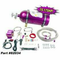 Zex Mustang Nitrous System