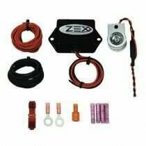 Zex Machine Gun Purge Kit (Red)