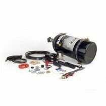 Zex Mustang Blackout Nitrous System