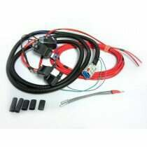 Lethal Performance Dual Pump Return Style Fuel System Wiring Harness