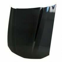 "Anderson Composites 05-09 Mustang Carbon Fiber 2-1/2"" Cowl Hood"