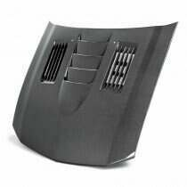 "Anderson Composites 05-09 Mustang ""Type-SS"" Carbon Fiber Hood"