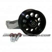 Billet Pro Shop 07-2014 Shelby GT500 A/C Delete Kit