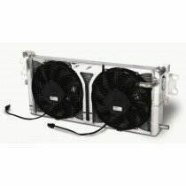 "AFCO Dual Pass Heat Exchanger w/Dual 10"" Fans"