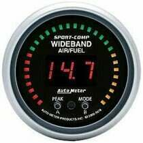 "Autometer Sport Comp 2-1/16"" Digital Wideband Air/Fuel Ratio"