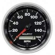 Auto Meter GS Series In-Dash Speedometer