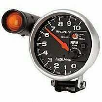 Autometer Sport Comp Series 10,000 RPM Shift-Lite and Tachometer