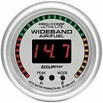 Autometer Ultra-Lite Series Digital Wideband Air/Fuel Ratio Kit