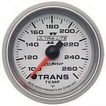 "Autometer Ultra-Lite II Series 2 1/16"" 100-260 deg. Trans Temp"