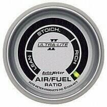 "Autometer Ultra-Lite II Series 2 1/16"" Air/Fuel Ratio Gauge"