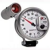 Autometer Ultra-Lite II Series 10000 RPM Tachometer Shift-Lite