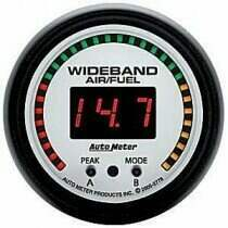 "Autometer Phantom Series 2-1/16"" Wideband Air/Fuel Ratio Kit"