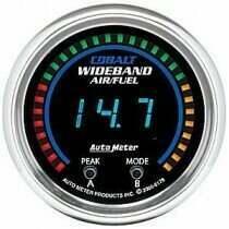 "Autometer Cobalt Series 2-1/16"" Digital Wideband Air/Fuel Ratio"