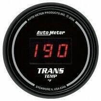 Autometer Sport Comp Digital 0-300deg Trans Temperature Gauge