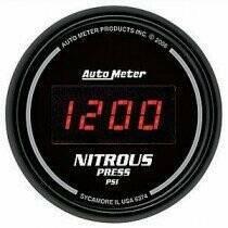 Autometer Sport Comp Digital 0-2000psi Nitrous Pressure Gauge