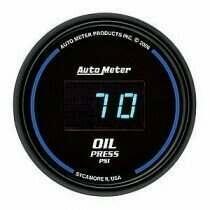 Autometer Cobalt Digital Series 0-100psi Oil Pressure Gauge