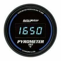 Autometer Cobalt Digital Series 0-2000deg Pyrometer Gauge