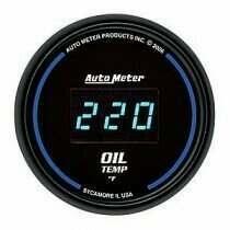 Autometer Cobalt Digital Series 0-400deg Oil Temperature Gauge