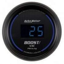 Autometer Cobalt Digital Series -30/+30 Boost Gauge