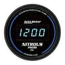Autometer Cobalt Digital Series 0-2000psi Nitrous Pressure Gauge