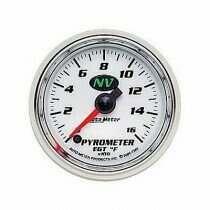 Autometer NV Series Electric 0-1600 deg. F Pyrometer