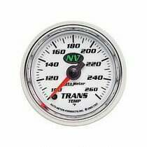 Autometer NV Series Electric Tansmission Temperature Gauge