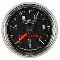 "Ford Performance 2 1/16"" Electrical Oil Pressure Gauge (Full Sweep)"