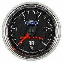 "Ford Performance 2 1/16"" Electrical Fuel Pressure Gauge (0-15psi)"