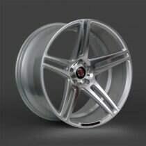 Lenso 05-2014 Mustang 20x10.5 Axe EX12 Wheel (Silver / Polished Face)