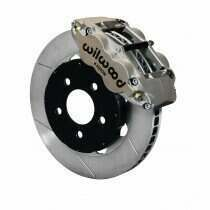 "Wilwood 140-12508 2005-2014 Mustang 12.19"" Forged Superlite 4R Big Brake Front Brake Kit (Race)"
