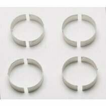 "Clevite H Series Performance Rod Bearing Set (.0005"" thinner for .0010"" more oil clearance)"