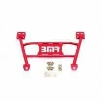 BMR 05-2014 Mustang Front Chassis Brace (Red)