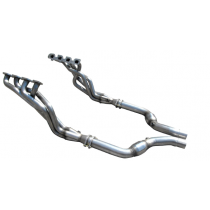 """American Racing Headers Challenger SRT Hellcat Long System 1-7/8"""" x 3"""" With Cats"""